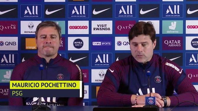 """Pochettino, en titulares: """"En el fútbol siempre hay que creer"""""""
