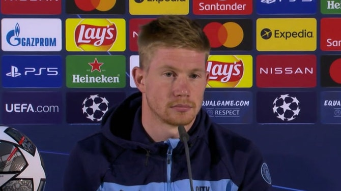 Preview image for If you win you're a hero, if you lose you're almost a failure – Kevin De Bruyne