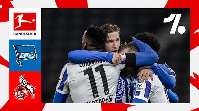 Melhores lances de Hertha BSC vs. 1. FC Köln | 05/15/2021