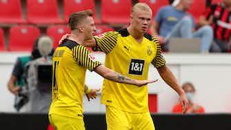 Vorschaubild für BVB: Haaland und Reus drohen auch gegen Sporting auszufallen