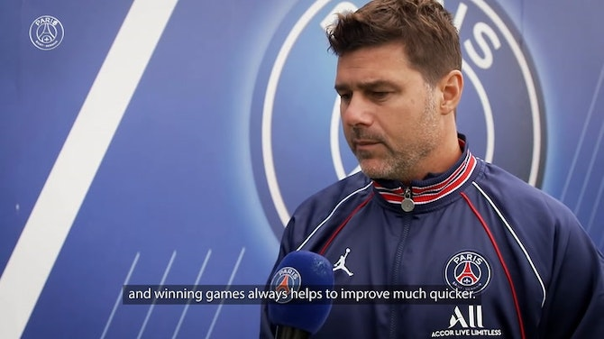 Preview image for Pochettino: 'We're excited about what's coming'