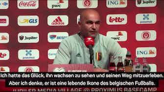 """Vorschaubild für Martinez: """"Lukaku hat phänomenale Einstellung"""""""