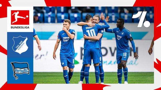 Melhores momentos de TSG Hoffenheim vs. Hertha BSC | 05/22/2021