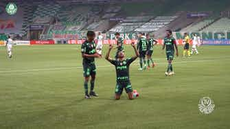 Preview image for Wesley's top five Palmeiras goals
