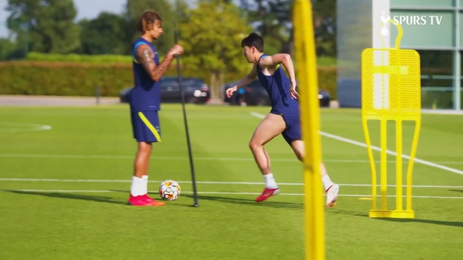 Preview image for Heung-Min Son returns to pre-season training