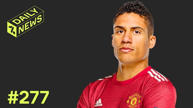 Preview image for Man United in TALKS with Varane + Griezmann REJECTED by Atlético!
