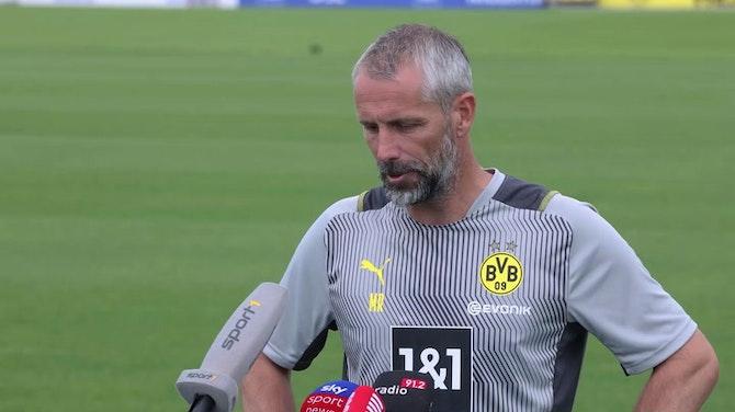 """Vorschaubild für Rose: """"Viel Qualität in der Mannschaft"""" des BVB"""