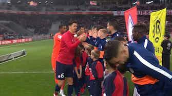 Vorschaubild für Ligue 1: Lille - Montpellier | DAZN Highlights