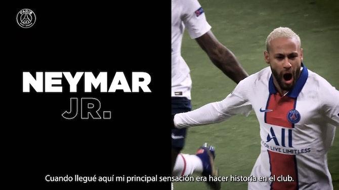 Imagen de vista previa para La entrevista conjunta de Mbappé y Neymar