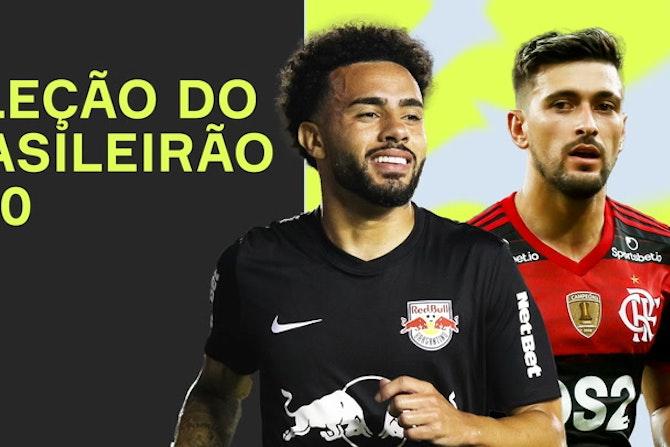 MELHORES DO BR 2020! Claudinho, Arrasca, Marinho.... Qual a Seleção do Brasileirão?