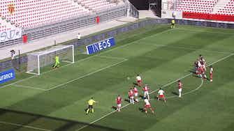 Image d'aperçu pour Le premier but de Ben Yedder en Ligue 1 2021-22