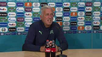"""Anteprima immagine per Svizzera, Petkovic: """"Rispetto per la Spagna, ma faremo di tutto per passare il turno"""""""