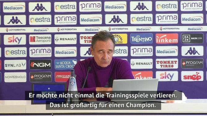 Vorschaubild für Prandelli schwärmt von Ex-Bayer Ribery: Ein Champion