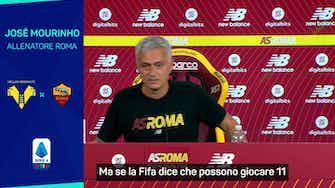"""Anteprima immagine per Mourinho: """"Mayoral con Abraham? Possibile"""""""