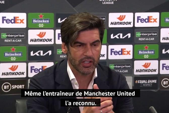 """Demies - Fonseca sur le penalty : """"Ce n'était pas une bonne décision de la part de l'arbitre"""""""