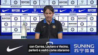 """Anteprima immagine per Inter, Inzaghi: """"Mi sono ambientato alla grande e sui sudamericani…"""""""