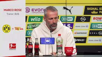 """Vorschaubild für Rose bestätigt: Brandt fehlt BVB """"gewisse Zeit"""""""