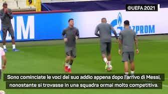 """Anteprima immagine per Saha: """"Non avrei capito l'addio di Mbappé al PSG"""""""