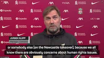 Preview image for Managers react to controversial Newcastle takeover