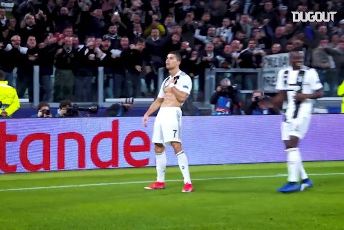Les meilleurs buts de Ronaldo en Serie A