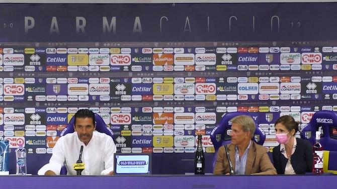 """Anteprima immagine per Parma, Buffon: """"Come nel 2006 ho scelto il club e non la serie B"""""""