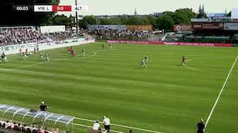 Vorschaubild für Lübeck wie im Rausch! | Highlights - VfB Lübeck vs. Altona 93