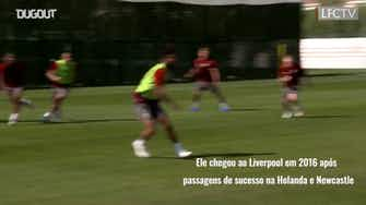 Imagem de visualização para Trajetória de sucesso de Wijnaldum no Liverpool