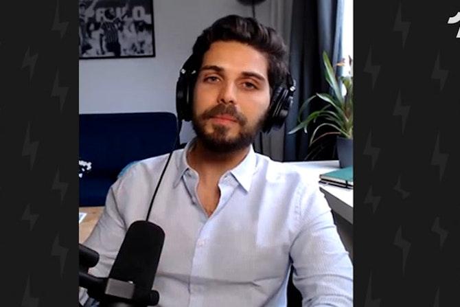 """Alex de Castro : """"Commentateur ? C'est un kiff incroyable"""""""