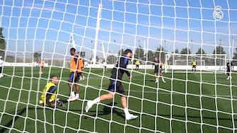 Imagen de vista previa para Los internacionales del Real Madrid están de regreso