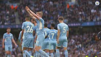 Preview image for Pitchside: Bernardo Silva and De Bruyne score in win over Burnley