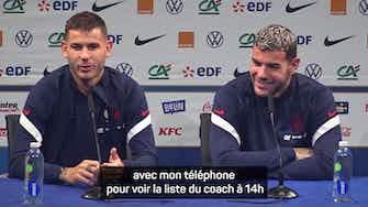 """Image d'aperçu pour Bleus - Hernandez : """"Je pêchais quand mon frère a été appelé"""""""