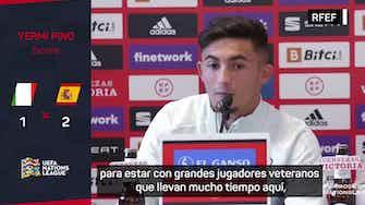 """Imagen de vista previa para Yeremi Pino: """"El fútbol callejero se está perdiendo"""""""