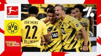 Imagem de visualização para O que de melhor aconteceu em Borussia Dortmund vs. Union Berlin | 09/19/2021