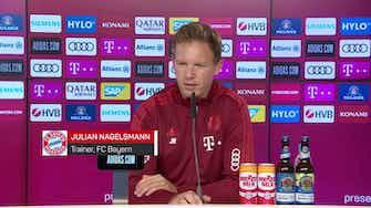 Vorschaubild für Nagelsmann bestätigt: Bayern ohne Neuer und Lewy