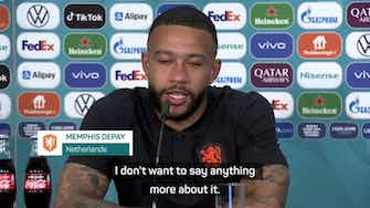 Preview image for Depay keen to link up with Koeman at Barcelona