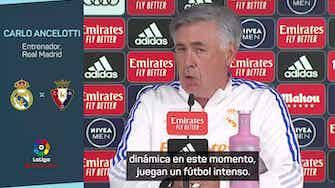 Imagen de vista previa para Ancelotti avisa a Eden Hazard en rueda de prensa