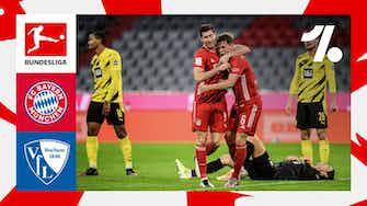 Imagem de visualização para Veja os lances de Bayern de Munique vs. Bochum   09/18/2021