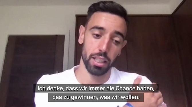 """Vorschaubild für Fernandes: """"Können dieses Jahr überall gewinnen"""""""