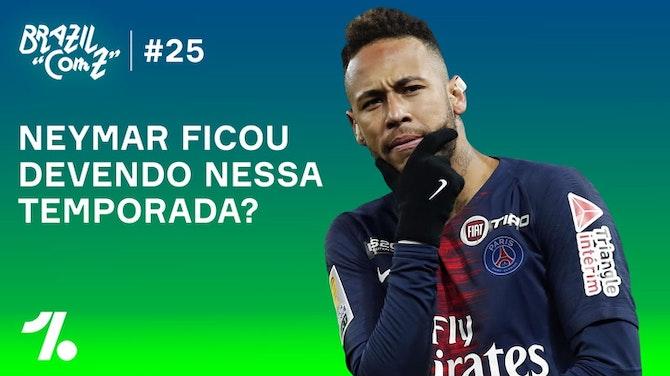Imagem de visualização para Neymar ficou devendo essa temporada?