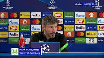 Vorschaubild für Sevilla Favorit? Van Bommel: Nein. Doch! Ohh!