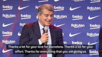Preview image for Pedri renews with Barcelona, 'The club have faith in me'