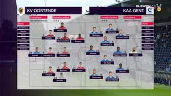 Preview image for Highlights - KV Oostende vs. KAA Gent
