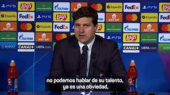 """Imagen de vista previa para Pochettino: """"Ya no podemos hablar del talento de Mbappé y Messi, es una obviedad"""""""