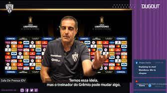 """Imagem de visualização para Técnico do Del Valle quer surpreender Grêmio: """"sabemos como jogam"""""""