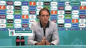 """Anteprima immagine per Mancini: """"Inginocchiarsi? Conta la libertà"""