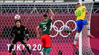Vorschaubild für Nach Elfer-Krimi: Brasilien im Olympiafinale gegen Spanien