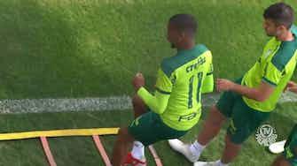 Preview image for Palmeiras training session at Academia de Futebol