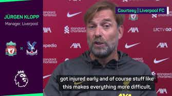 Preview image for Klopp believes Liverpool will soon see Thiago's best