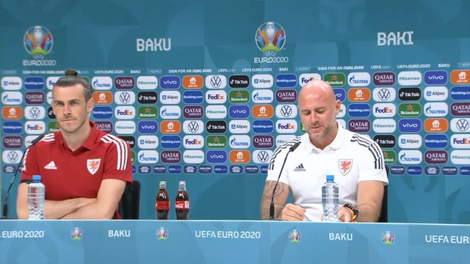 ©️ UEFA 2021 We need to get results! Gareth Bale previews Wales against Turkey