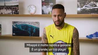 """Anteprima immagine per Neymar: """"Verratti come Xavi e Iniesta"""""""